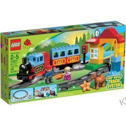 10507 MÓJ PIERWSZY POCIĄG (My First Train Set) KLOCKI LEGO DUPLO  Kompletne zestawy