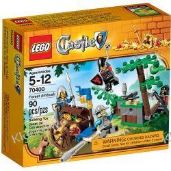 70400 ZASADZKA W LESIE (Forest Ambush) KLOCKI LEGO CASTLE  Castle