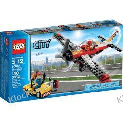60019 SAMOLOT KASKADERSKI (Stunt Plane) KLOCKI LEGO CITY Kompletne zestawy
