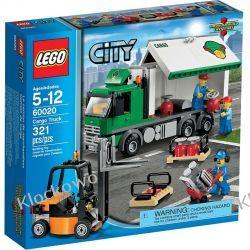 60020 CIĘŻARÓWKA (Cargo Truck) KLOCKI LEGO CITY  Playmobil