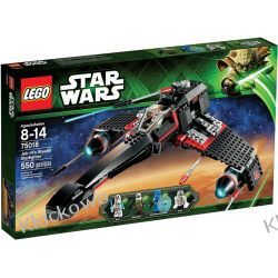 75018 JEK-14's Stealth Starfighter KLOCKI LEGO STAR WARS  Playmobil