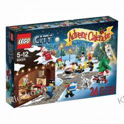60024 KALENDARZ ADWENTOWY LEGO CITY (City Advent Calendar) KLOCKI LEGO CITY
