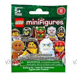 71002 - 1 SZT LOSOWO WYBRANEJ MINIFIGURKI - 11 SERIA LEGO MINIFIGURKI