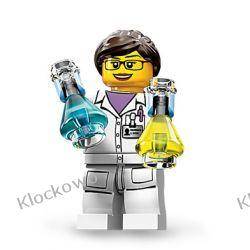 71002 NAUKOWIEC (Scientist) - 11 SERIA LEGO MINIFIGURKI