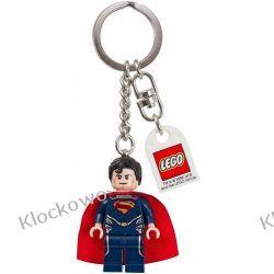 850813 BRELOK  SUPERMAN (DC Universe Super Heroes Superman Key Chain)  LEGO SUPER HEROES