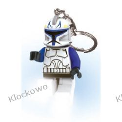 MINI LATARKA LED LEGO - CAPTAIN REX (Key Light CAPTAIN REX) - BRELOK Ninjago