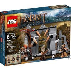 79011 ZASADZKA W DOL GULDUR (DOL GULDUR AMBUSH) KLOCKI LEGO HOBBIT Creator