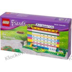 850581 KALENDARZ PRZYJACIÓŁEK (Friends Brick Calendar) - LEGO GADŻETY Kompletne zestawy