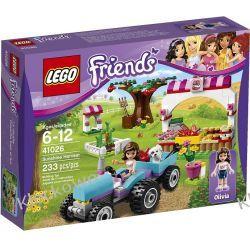 41026 OWOCOWE ZBIORY (Sunshine Harvest) KLOCKI LEGO FRIENDS