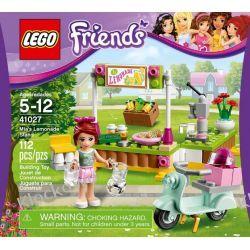 41027 STOISKO MII Z NAPOJAMI (Mia's Lemonade Stand) KLOCKI LEGO FRIENDS Kompletne zestawy