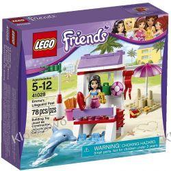41028 EMMA RATOWNIK (Emma´s Lifeguard Post) KLOCKI LEGO FRIENDS