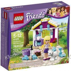41029 OWIECZKA STEFANII (Stephanie's New Born Lamb) KLOCKI LEGO FRIENDS