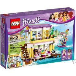 41037 LETNI DOMEK NA PLAŻY (Stephanie´s Beach House) KLOCKI LEGO FRIENDS Kompletne zestawy