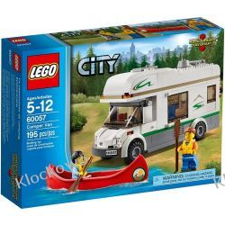 60057 KAMPER (Camper Van) KLOCKI LEGO CITY