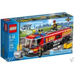 60061 LOTNISKOWY WÓZ STRAŻACKI  (Airport Fire Truck) KLOCKI LEGO CITY