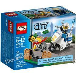 60041 POŚCIG ZA PRZESTĘPCĄ (Crook Pursuit) KLOCKI LEGO CITY Pirates