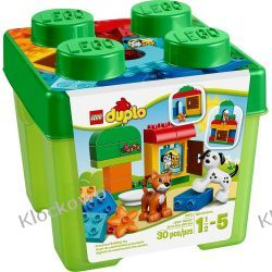 10570 ZESTAW UPOMINKOWY (All-in-One Gift Set) KLOCKI LEGO DUPLO