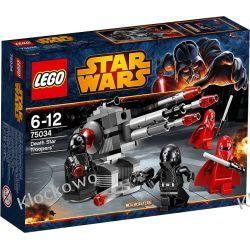 75034 SZTURMOWCY GWIAZDY ŚMIERCI (Death Star Troopers) KLOCKI LEGO STAR WARS  Ninjago