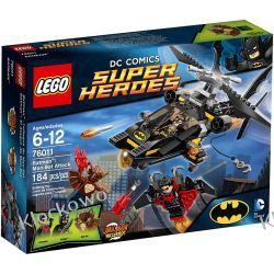 76011 BATMAN: ATAK CZŁOWIEKA NIETOPERZA (Batman: Man-Bat Attack) - KLOCKI LEGO SUPER HEROES