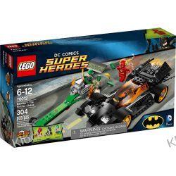 76012 BATMAN: POŚCIG CZŁOWIEKA- ZAGADKI  (Batman: The Riddler Chase) - KLOCKI LEGO SUPER HEROES