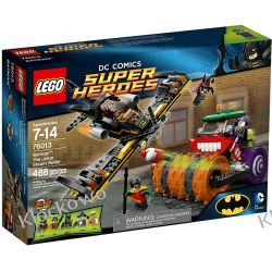 76013 BATMAN: PAROWY WALEC JOKERA  (Batman: The Joker Steam Roller) - KLOCKI LEGO SUPER HEROES