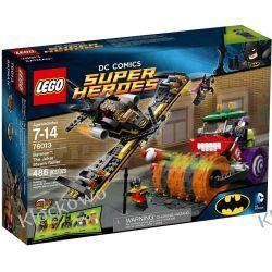 76013 BATMAN: PAROWY WALEC JOKERA  (Batman: The Joker Steam Roller) - KLOCKI LEGO SUPER HEROES Kompletne zestawy