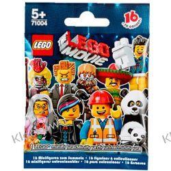 71004 - 1 SZT LOSOWO WYBRANEJ MINIFIGURKI -  MINIFIGURKI LEGO PRZYGODA