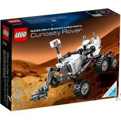 21104 - NASA Mars Science Laboratory Curiosity Rover Friends