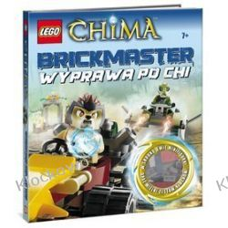 KSIĄŻKA LEGO LEGENDS OF CHIMA - BRICKMASTER Friends