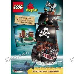 KSIĄŻKA LEGO DUPLO - PIRACI