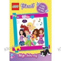 KSIĄŻKA LEGO FRIENDS - MOJE SEKRETY Kompletne zestawy