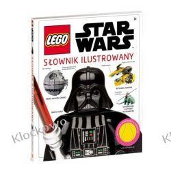 KSIĄŻKA LEGO STAR WARS - SŁOWNIK ILUSTROWANY