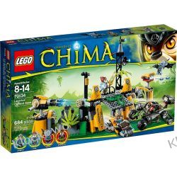 70134 Lavertus' Outland Base KLOCKI LEGO LEGENDS OF CHIMA  Kompletne zestawy