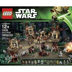 10236 WIOSKA EWOKÓW (Ewok Village) KLOCKI LEGO STAR WARS  Kompletne zestawy