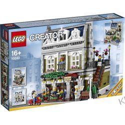 10243 PARYSKA RESTAURACJA (Parisian Restaurant) - KLOCKI LEGO EXCLUSIVE Playmobil