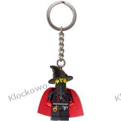 850886 BRELOK CZARODZIEJ (Castle Dragon Wizard Key Chain) LEGO CASTLE Kompletne zestawy