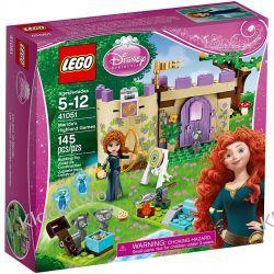 41051 GÓRSKIE GRY MERIDY (Merida's Highland Games) KLOCKI LEGO DISNEY PRINCESS Budowa