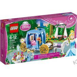 41053 KARETA KOPCIUSZKA (Cinderella's Dream Carriage) KLOCKI LEGO DISNEY PRINCESS