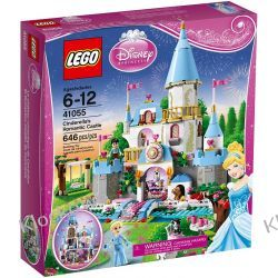 41055 ZAMEK KOPCIUSZKA (Cinderella's Romantic Castle) KLOCKI LEGO DISNEY PRINCESS Kompletne zestawy