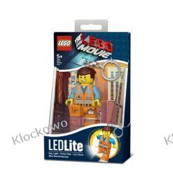 MINI LATARKA LED LEGO - EMMET (Key Light EMMET) - BRELOK