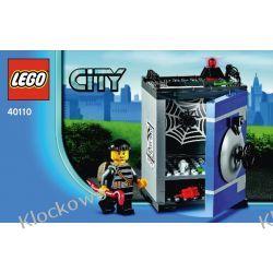 40110 SKARBIEC (LEGO City Coin Bank) KLOCKI LEGO CITY Kompletne zestawy