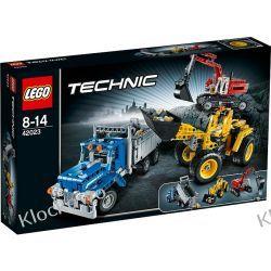 42023 MASZYNY BUDOWLANE (Construction Crew) KLOCKI LEGO TECHNIC
