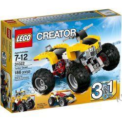 31022 QUAD (Turbo Quad) KLOCKI LEGO CREATOR 3 W 1