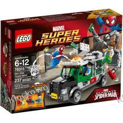 76015 DOCTOR OCTOPUS NAPAD CIEŻARÓWKĄ (Doc Ock Truck Heist) - KLOCKI LEGO SUPER HEROES Policja