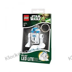 MINI LATARKA LED LEGO - R2-D2 (Key Light R2-D2) - BRELOK
