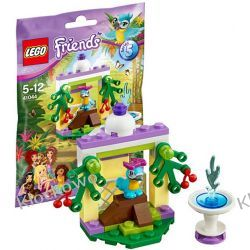 41044 FONTANNA PAPUGI (Macaw's Fountain) KLOCKI LEGO FRIENDS
