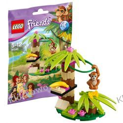 41045 PALMA ORANGUTANA (Orangutan's Banana Tree) KLOCKI LEGO FRIENDS