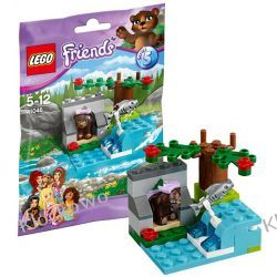 41046 RZEKA MISIA (Brown Bear's River) KLOCKI LEGO FRIENDS