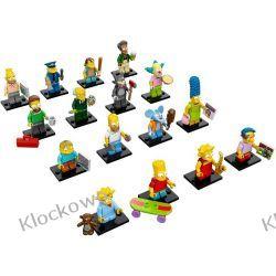71005 KOLEKCJA MINIFIGUREK KOMPLET 16 SZT 13 SERIA  - KLOCKI LEGO MINIFIGURKI