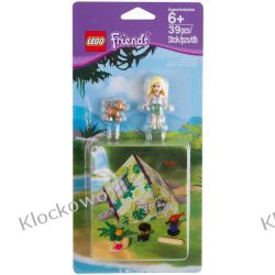 850967 ZESTAW Z AKCESORIAMI LEGO FRIENDS (Jungle Accessory Set) -LEGO GADŻETY